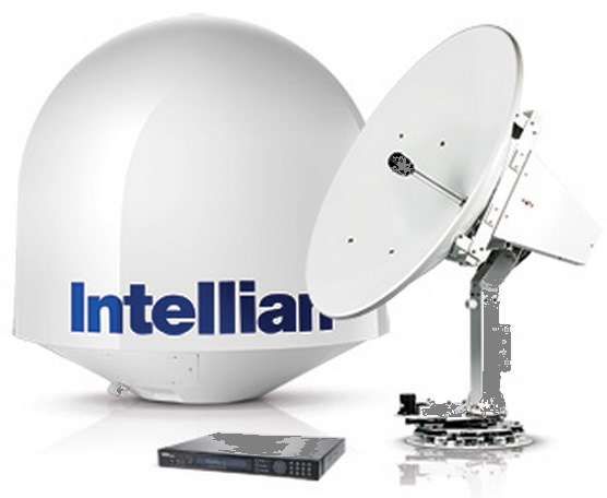 T130W Intellian Complete System