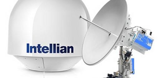 Intellian V80G Maritime Satellite Broadband Internet System