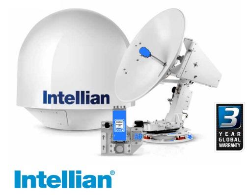 Intellian T80W Full Antenna System