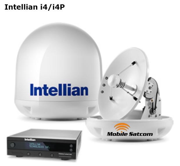 i4 Series Intellian Satellite System